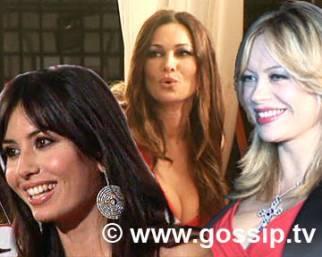 Eli, Anna e Manu: bellissime in festa a Roma