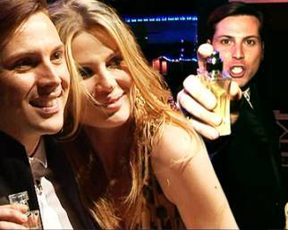 Bocciarelli e Dana, profumo d'amore