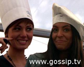 Claudia e le altre: Miss alla prova del cuoco