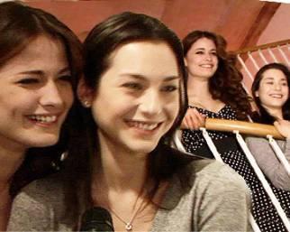 Giulia Elettra Gorietti e Carlotta Tesconi, nemiche-amiche