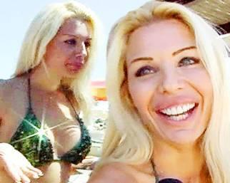 Giulia Motanarini sexy in bikini
