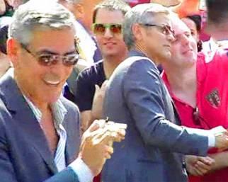 Venezia 2011: Clooney è sempre Clooney