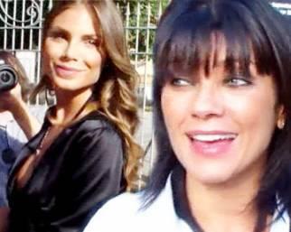 Ana Laura Ribas e le altre, pazze per la moda