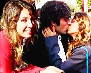Luca e Myriam, travolti dalla passione...