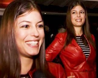 Sara Tommasi: 'Sì, scendo in politica'