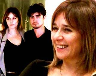 Valeria Golino, innamorata e 'panciuta'