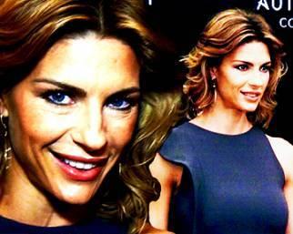 Martina Colombari felice perché serena