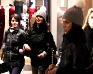 Rossella Brescia, shopping senza pancione