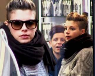 Emma Marrone, shopping romano
