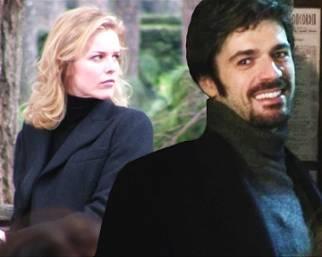 Luca Argentero ed Eva Herzigova, è Cha Cha Cha!