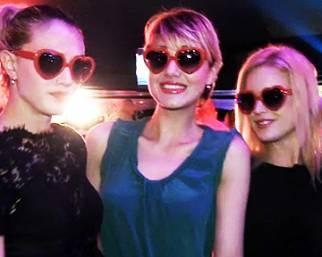 Claudia, Sofia ed Elisa: lolite