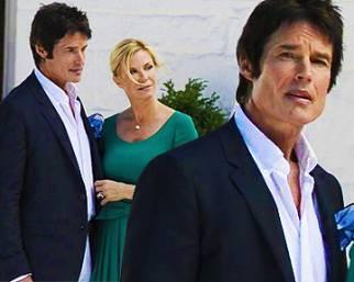 Beautiful: in Puglia anche le nozze di Brooke e Ridge