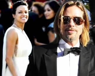 Brad Pitt è sempre Brad Pitt