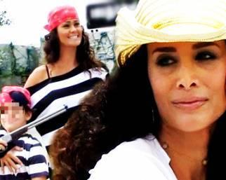 Randi Ingerman madrina della Laguna dei Pirati
