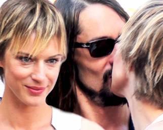 Antonia Liskova e Marco Foschi, pazzi per amore