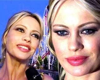 Anna Falchi, 40enne sexy