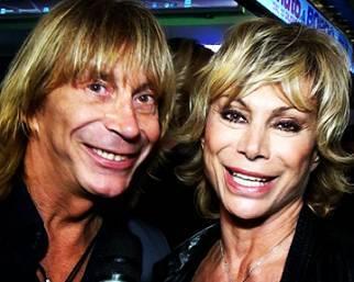Carmen Russo ed Enzo Paolo Turchi, 30 anni d'amore