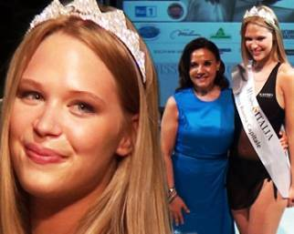 Miss Roma 2012, vince la bellezza nordica