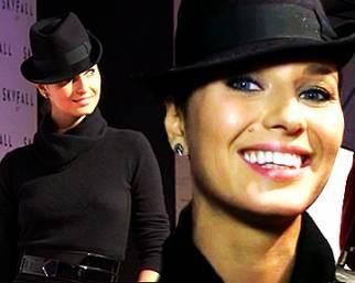 Anna Safroncik torna sul set de 'Le tre rose di Eva'