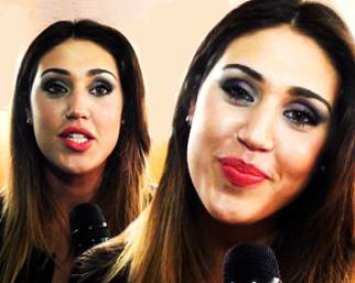 Cecilia Rodriguez: il fidanzato non ha gradito il calendario
