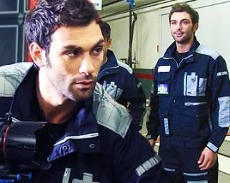 Francesco Arca, uno spot 'Sorridendo'