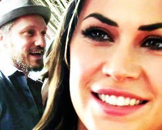 Melissa Satta e Omar Fantini, ancora 'Amici di letto'