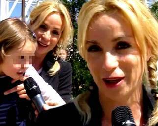 Silvia Rocca: 'Ho fatto pace con mia sorella Stefania'