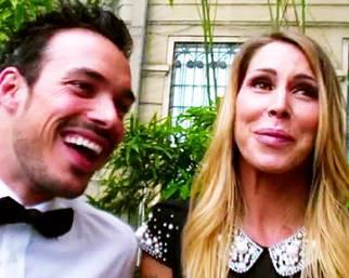 Luca Marin e Guenda Canessa, coppia da sballo