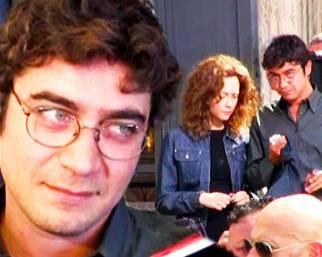 Riccardo Scamarcio, 'Un ragazzo d'oro'