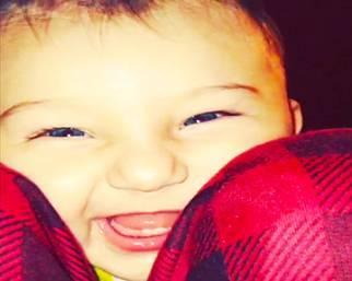 Santiago, il piccolo di Belen dice: 'Mamma'