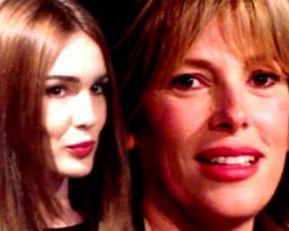 Ale Marcuzzi e Silvia Toffanin giudici di moda