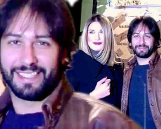 Matteo Branciamore, Benedetta Mazza è sempre al suo fianco