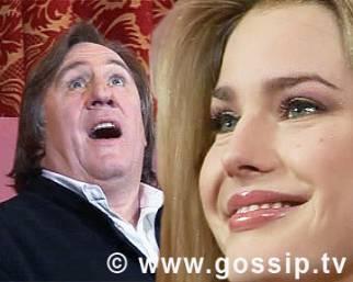 Depardieu e Vanessa medaglie d'oro