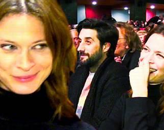 Jane Alexander a teatro con Fabio