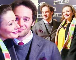 Ludovico Fremont, con Alma è felice