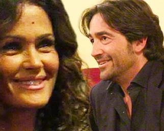 Samantha De Grenet e Luca Barbato: che coppia!