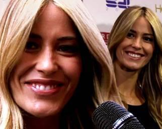 Elena Santarelli: video-intervista a poche ore dalle nozze