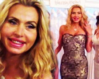 Valeria Marini, sposa solo per moda
