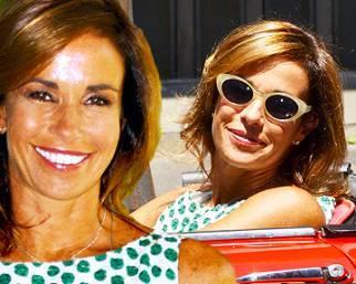 Cristina Parodi, la regina dello stile per 'La vita in diretta'