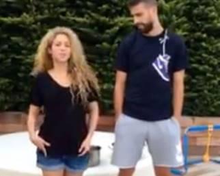 Shakira: Ice Bucket Challenge