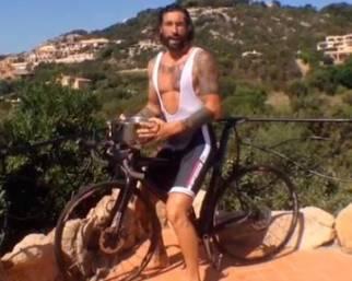 Vittorio Brumotti: Ice Bucket Challenge