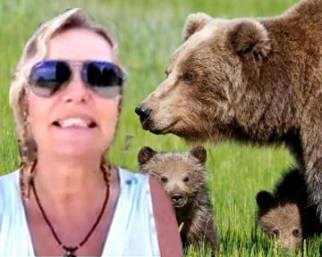 Licia Colò contro chi ha ucciso Daniza: 'Vergognatevi'