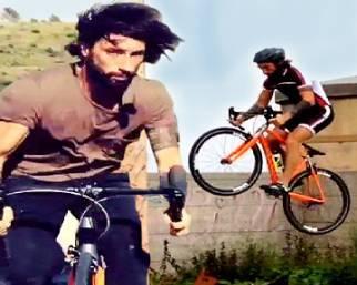 Vittorio Brumotti, sempre sulla bike