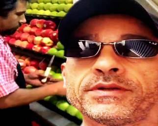 Eros Ramazzotti: 'Che figata fare la spesa!'