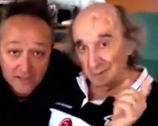 Bruno Arena, Max Cavallari lo aiuta a parlare