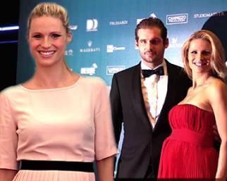Michelle e Tomaso eleganti e innamorati a Roma