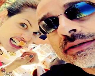 Eros Ramazzotti: 'Marica è una mangiona'