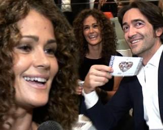 Samantha De Grenet: ' Sono pronta a risposare il mio Luca!'
