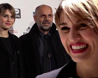 Paola Cortellesi: 'E' bello lavorare con mio marito!'