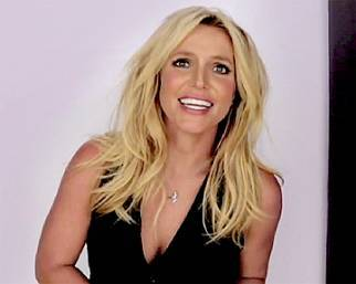 Britney Spears nel backstage per 'Women's Health